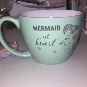 Other - Mermaid 🧜♀️ cup sea green color